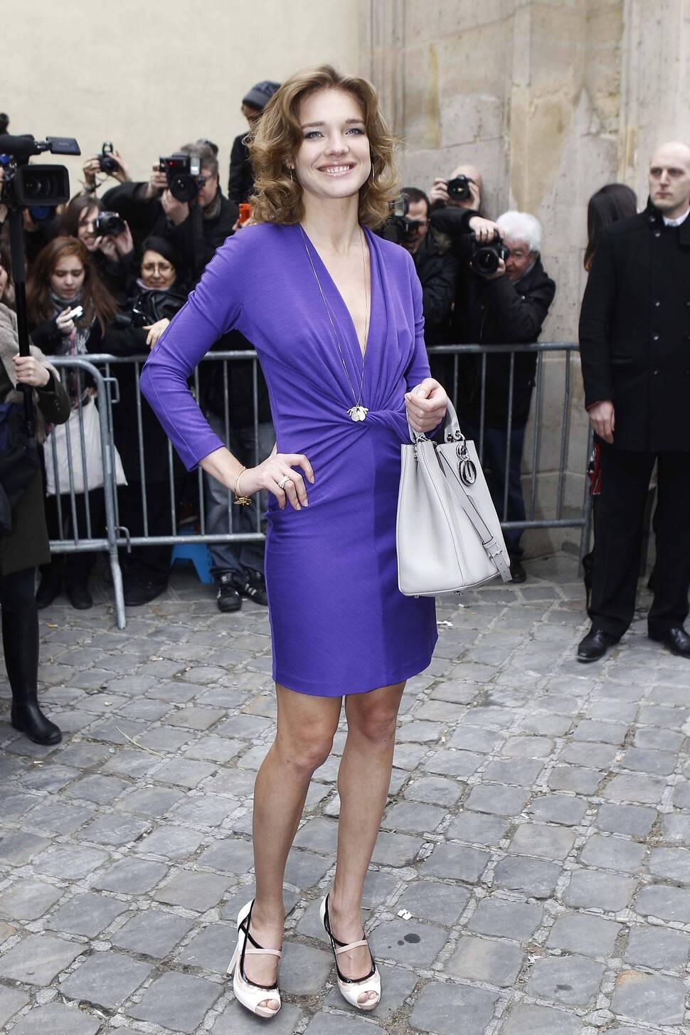 Наталья Водянова заявляет, что лучше быть худой, чем толстой