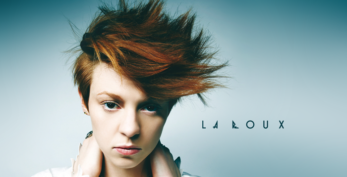 Новый клип La Roux - Let Me Down Gently