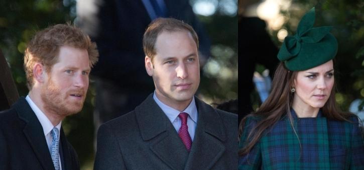 Как отмечают  Рождество в королевской семье?