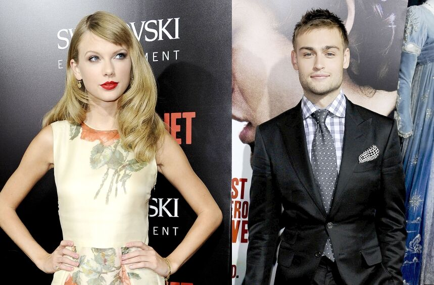 Тейлор Свифт и Дуглас Бут встречаются?