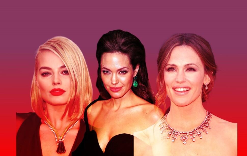 18 миллионов за вечер: 15 безумно дорогих украшений звезд с красной дорожки «Оскара»