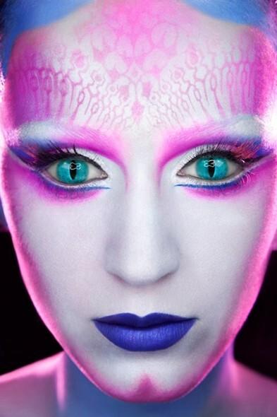 "Промо-фото Кэти Перри к новому клипу ""E.T."""