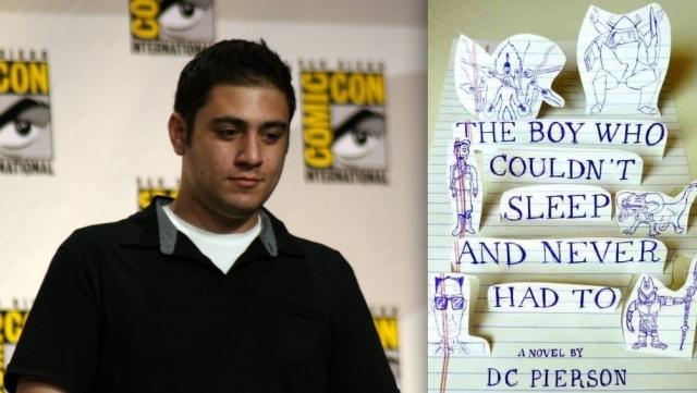 Дэн Экман экранизирует «Мальчика, который никогда не спит»
