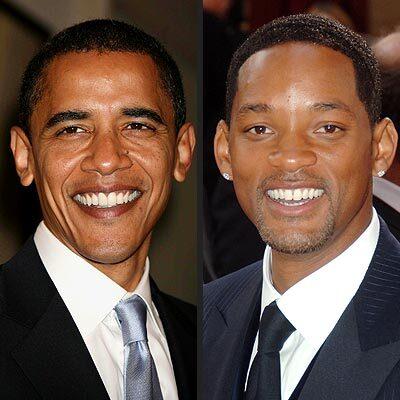 Уилл Смит хочет быть Бараком Обамой