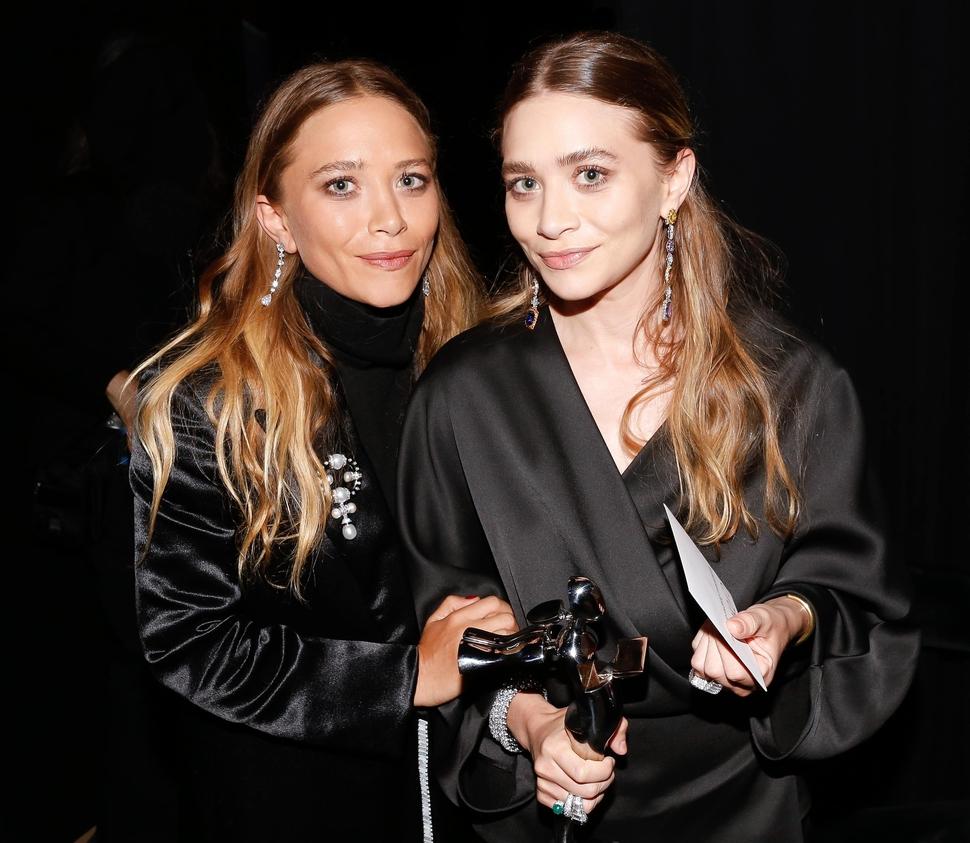 Мэри-Кейт и Эшли Олсен представят свою коллекцию на Неделе моды в Париже