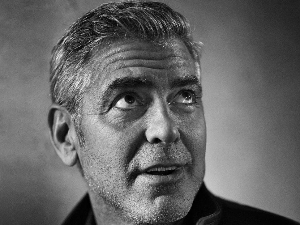 Джордж Клуни в Esquire Великобритания: «Все знаменитости, сидящие в Твиттере — дебилы»