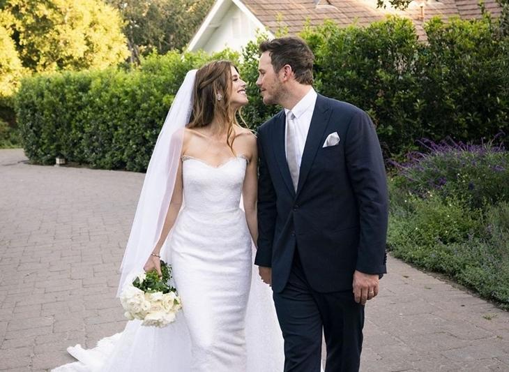 Крис Прэтт и Кэтрин Шварценеггер поженились: фото со свадьбы