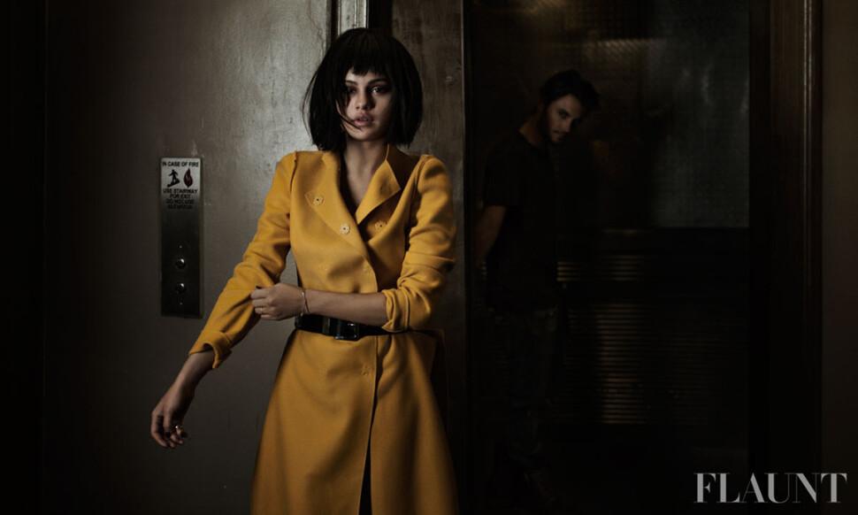 Селена Гомес в журнале Flaunt. Ноябрь 2013