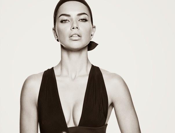 Адриана Лима в журнале Vogue Япония. Апрель 2014