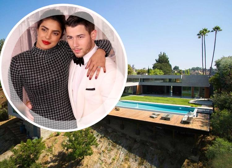 Ник Джонс купил особняк для семейной жизни с Приянкой Чопра