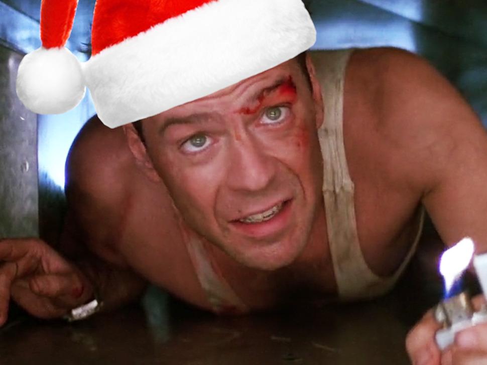 «Самая лучшая рождественская история»: студия Fox перевыпустила «Крепкого орешка» с Брюсом Уиллисом