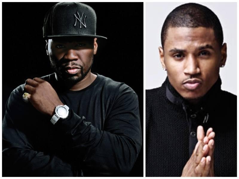 Новый клип 50 Cent - Smoke