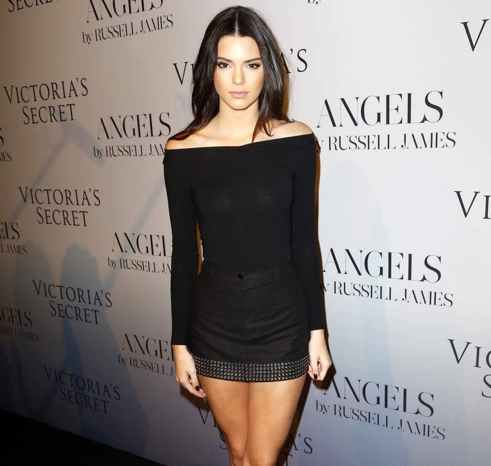 Кендалл Дженнер станет ангелом Victoria's Secret?