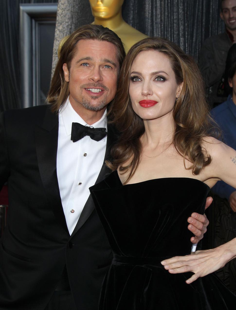 Брэд Питт и Анджелина Джоли могут снова сыграть вместе