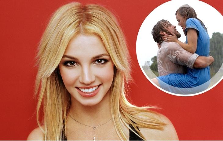 Бритни Спирс почти сыграла в «Дневнике памяти» с Райаном Гослингом