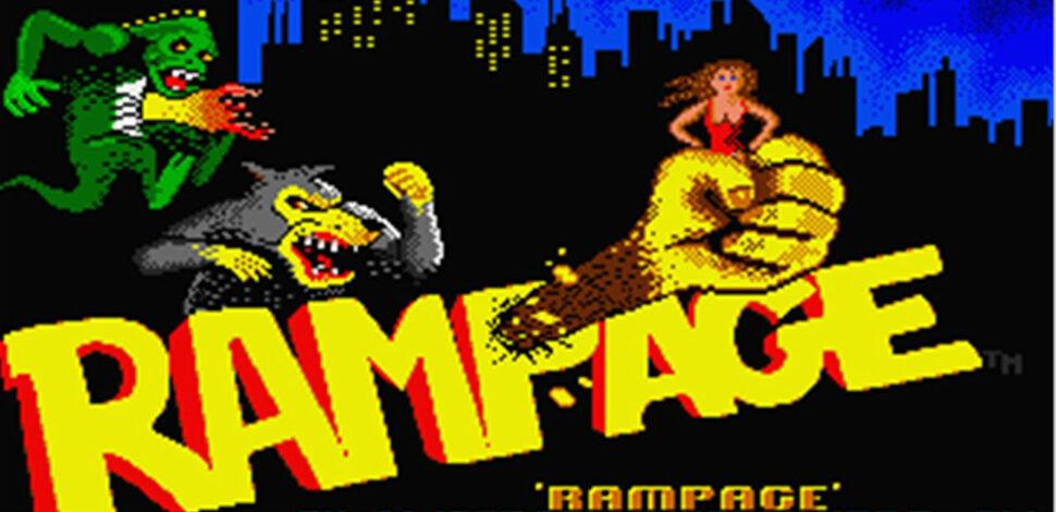 Видеоигру «Rampage» превратят в полнометражный фильм