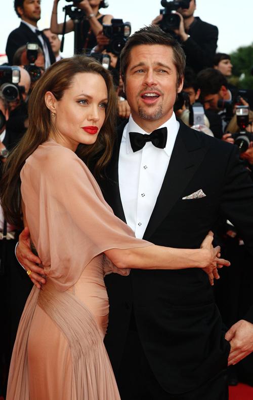 Анджелина Джоли и Брэд Питт не придут на Оскар