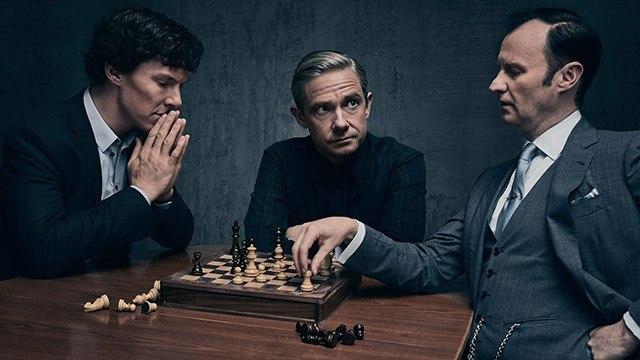 Марк Гэтисс заявил, что 5 сезон «Шерлока» появится минимум через 2 года