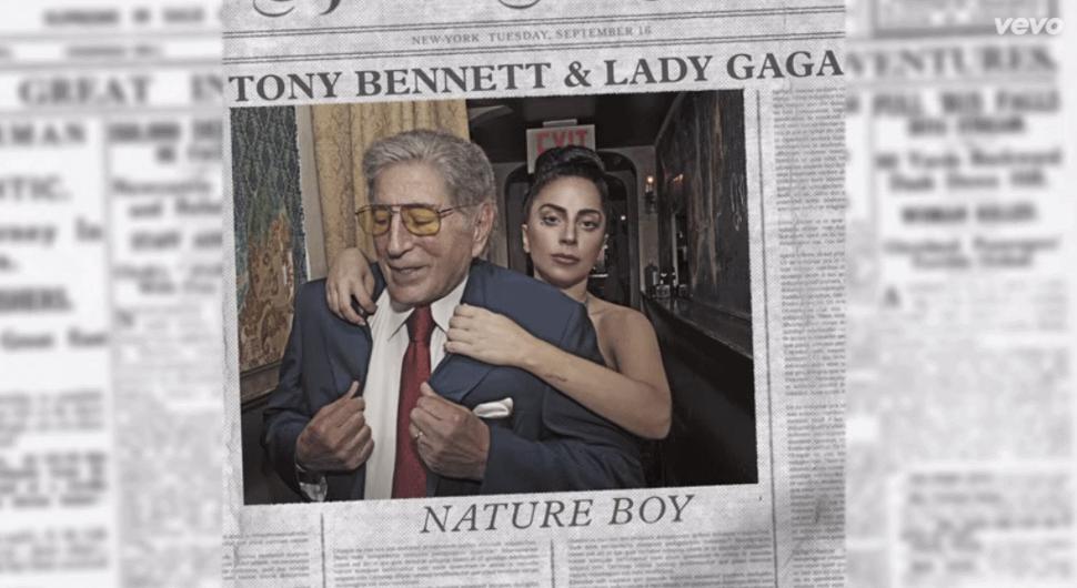 Новая песня Lady GaGa и Тонни Беннетта - Nature Boy