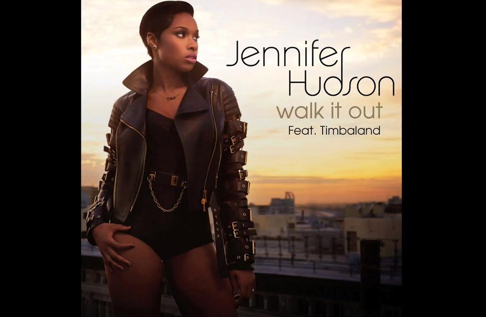 Новая песня Дженнифер Хадсон - Walk It Out