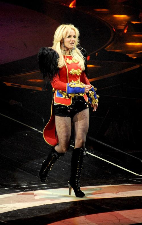 Концерт Бритни Спирс в Торонто