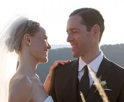 Свадебные фото Кейт Босуорт в журнале Martha Stewart Weddings. Зима 2014