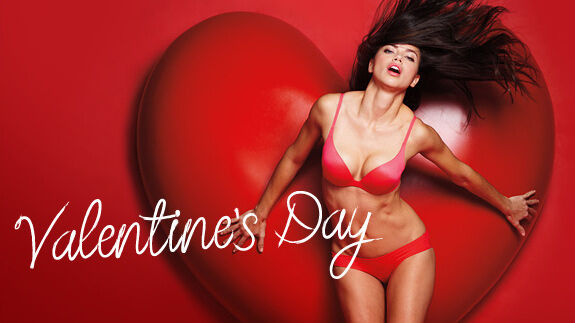 Коллекция Victoria's Secret ко Дню Святого Валентина