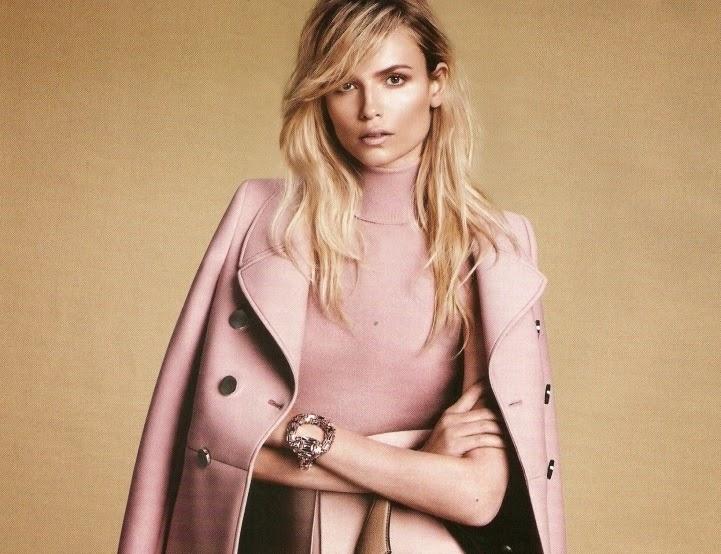Новая рекламная кампания Gucci. Осень / зима 2014-2015