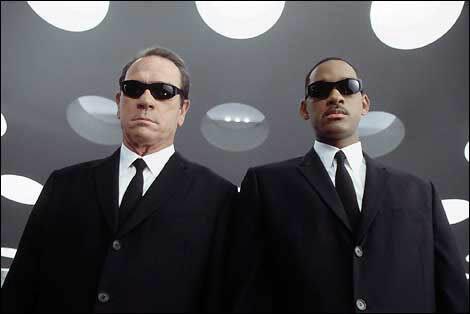 «Люди в черном 3» с Уиллом Смитом и Томми Ли Джонсом