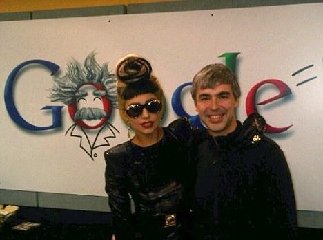 Lady Gaga: мои татуировки только на левой стороне тела