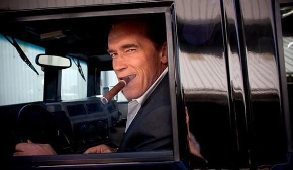 «Гувернатор» Арнольда Шварцнеггера выйдет в 2013 году