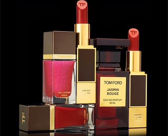 Праздничная коллекция декоративной косметики Tom Ford Jasmine Rouge Holiday