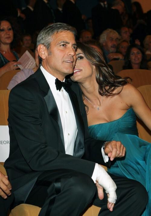 Девушка Джорджа Клуни нравится его друзьям