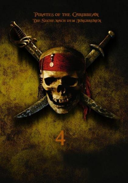 Пополнение в «Пиратах Карибского моря 4»