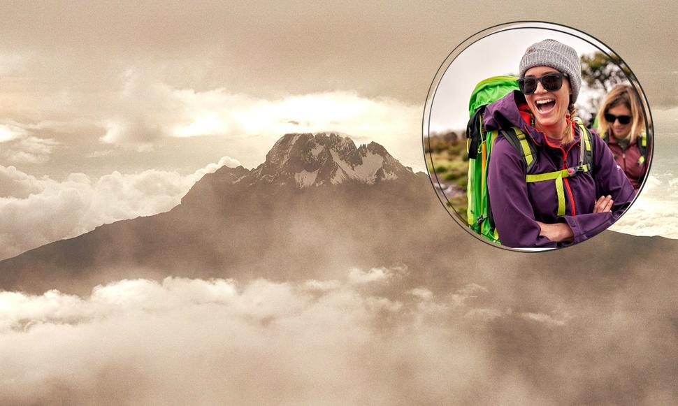 Мэнди Мур совершила восхождение на Килиманджаро