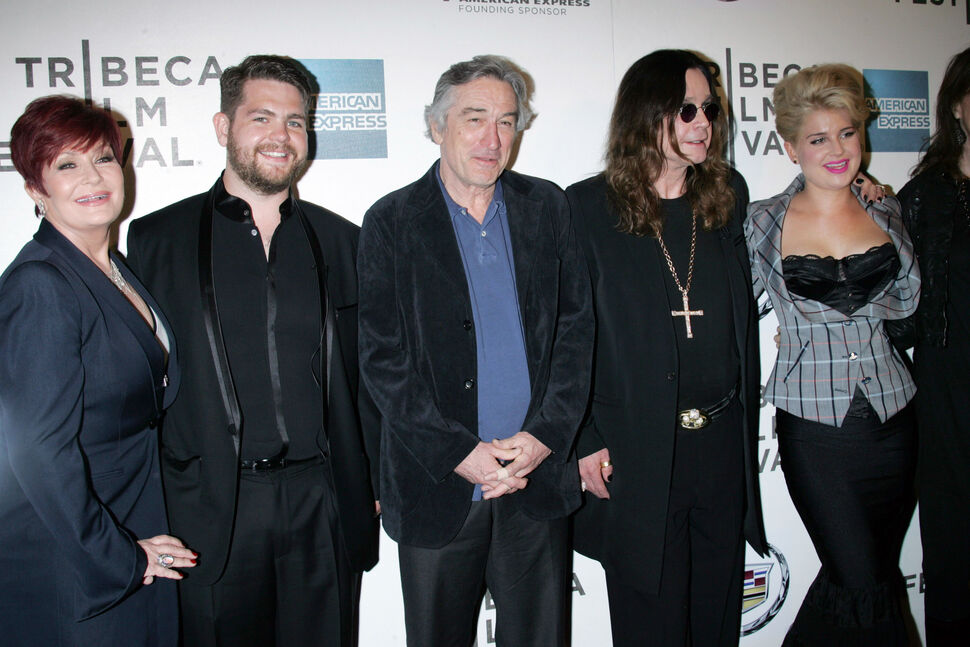 "Премьера фильма ""God Bless Ozzy Osbourne"" на кинофестивале Tribeca"
