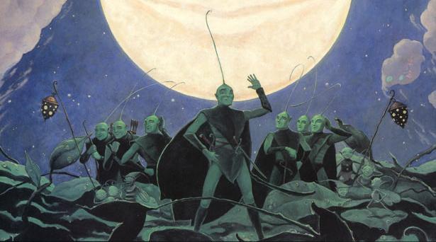 Назначена дата релиза мультфильма «Лиственные люди» от 20th Century Fox