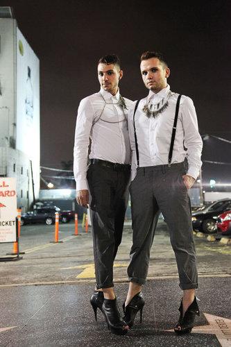 Некоторые мужчины хотят носить каблуки?