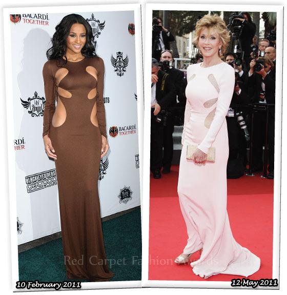 Fashion Battle: Сиара и Джейн Фонда