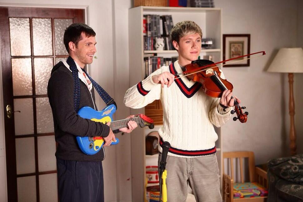 Новый клип группы One Direction  - Story of My Life