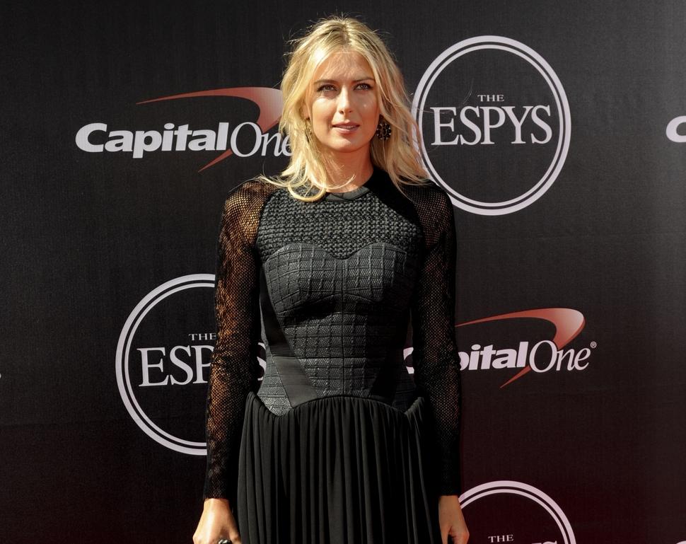 Звезды на церемонии ESPY Awards 2014