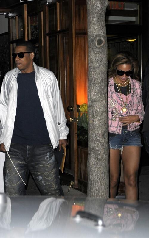 Бейонсе Ноулз и Jay-Z не ждут ребенка