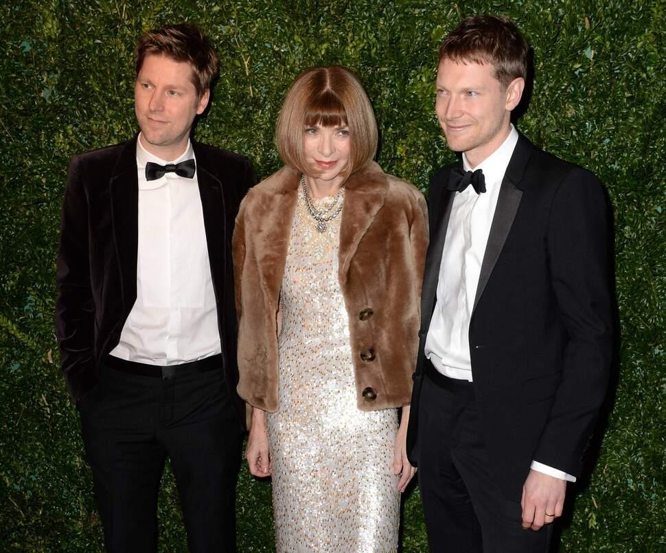 Церемония London Evening Standard Theatre Awards 2014. Часть 2