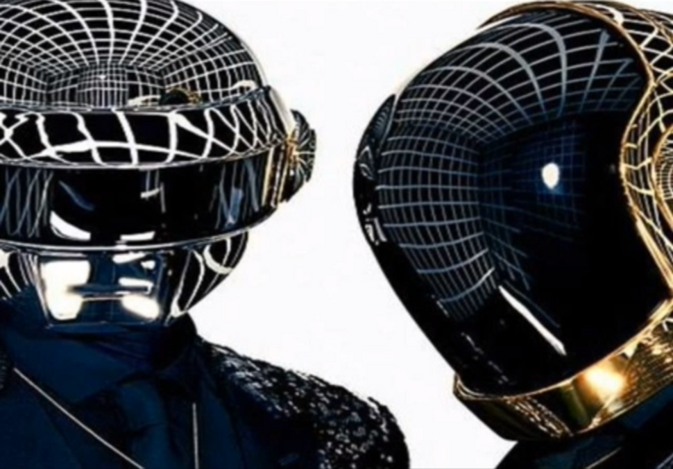 Новая песня Daft Punk и Jay Z — Computerized
