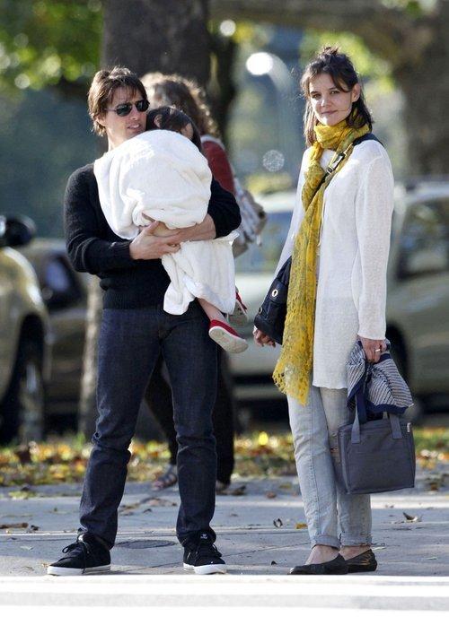 Том Круз и Кэти Холмс готовы ко второму ребенку