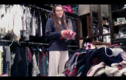 Видео: Майли Сайрус и ее гардероб