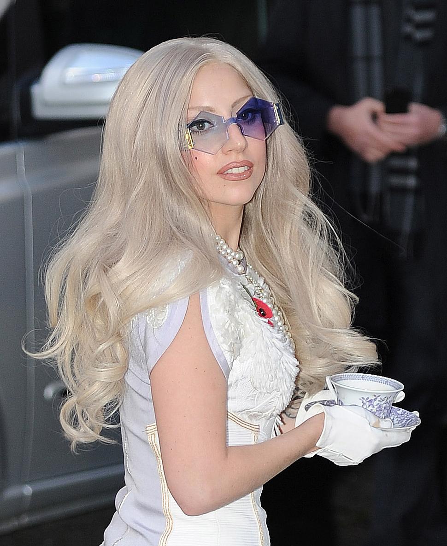Леди Гага получит камео в «Людях в черном 3»