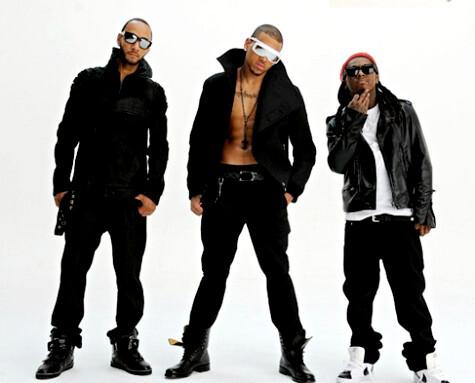 Клип Криса Брауна на песню «I Can Transform Ya» (Feat. Lil Wayne & Swizz Beatz)