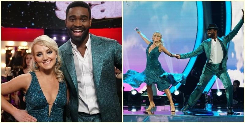 Видео: звезда «Гарри Поттера» Эванна Линч показала танцевальные таланты на шоу «Танцы со звездами»