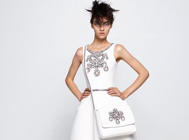 Детали коллекции haute couture Chanel Осень / Зима 2015